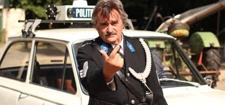 Een stuntman? Als het moet, springt acteur Michiel Kerbosch (74) nog steeds gewoon zélf in de gracht