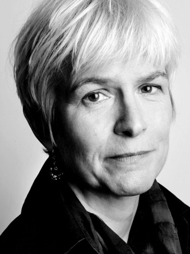 Marli Huijer. (Foto Jörgen Caris) Beeld
