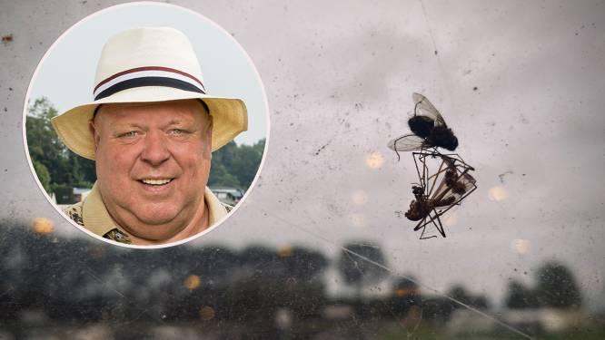 Honderd euro per nacht voor beschimmelde caravan vol dode vliegen op vakantiepark miljonair Peter Gillis