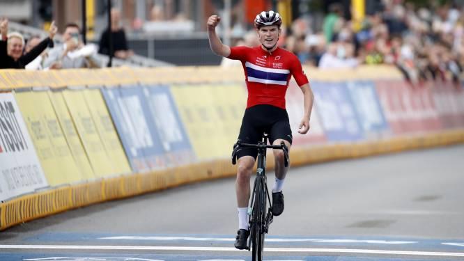 Le Norvégien Hagenes champion du monde junior, pas de médaille pour les Belges