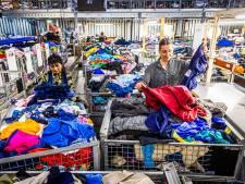 Afgedankt textiel is niet aan te slepen in Alblasserdam: 'We hebben de gunfactor'