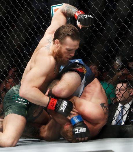 Corona of niet, vechten zullen ze in de UFC