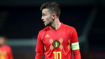 LIVE. Belgische beloften in match van de waarheid dicht bij 0-1-voorsprong na fraaie vrije trap Mbenza