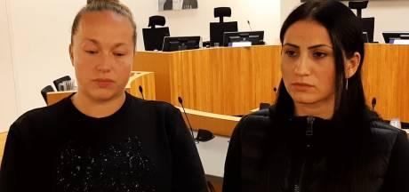 Weduwe en zus praten voor het eerst na Zwolse kruipruimtemoord: 'Het is gewoon een monster'