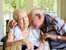 Houten appartementengebouw voor dementerende ouderen in Milsbeek