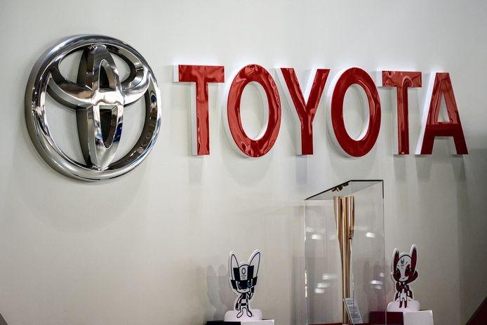 Illustratiebeeld Toyota.