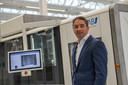 """Topman Daan Kersten van Additive Industries: """"We willen overal ter wereld dicht bij klanten zitten, zodat ze gevoel kunnen krijgen van wat de machine voor ze doet."""""""
