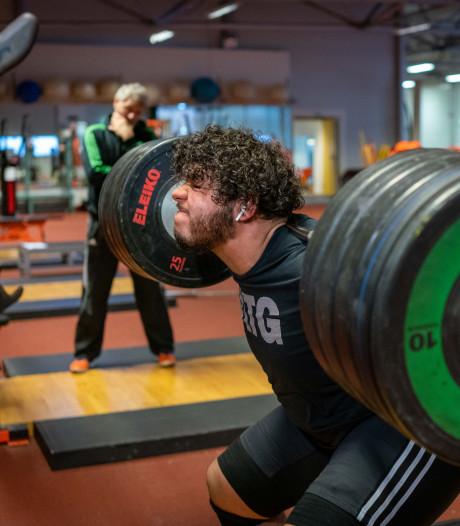 De zevenmijlslaarzen van Nijmeegse Enzo (18): 'Gewichtheffen is een pijnsport'