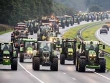 Farmers Defence Force vecht trekkerverbod aan: 'Regelrechte inbreuk op het demonstratierecht'
