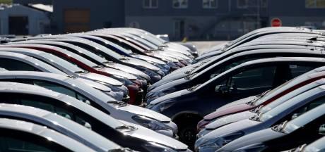 Europese autoverkoop toch weer gedaald, Duitse auto-industrie krijgt miljardensteun