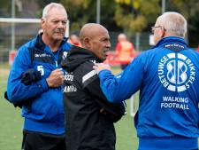 Coronaproof Walking Football om de Betuwe Cup in Maurik