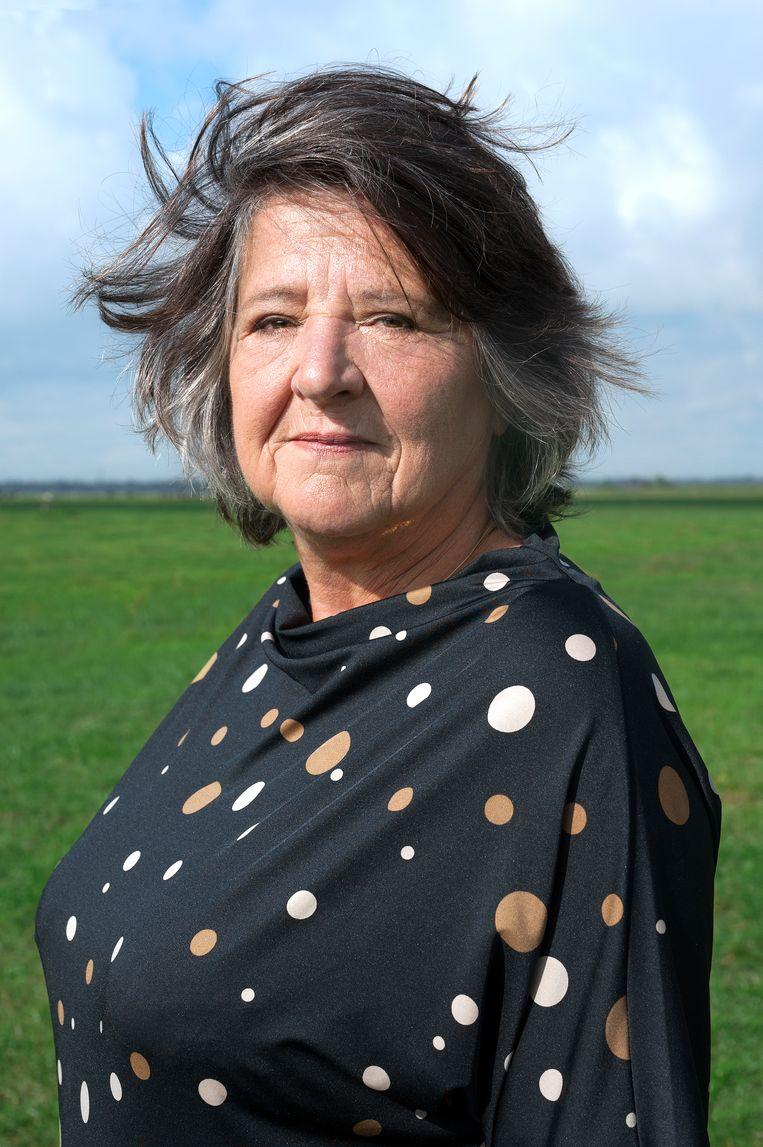 Peggy van Leeuwen Beeld Imke Panhuijzen, visagie Pascale Hoogstrate