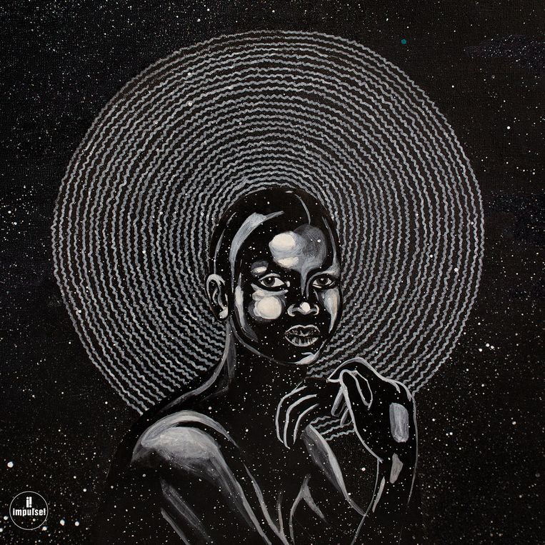 Shabaka & The Ancestors - 'We Are Sent Here By History' Beeld Shabaka & The Ancestors