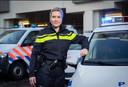 Liesbeth Maas, politiechef van Utrecht.