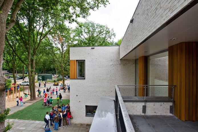 Basisschool De Bloktempel, hier op een archieffoto, mag uitbreiden.
