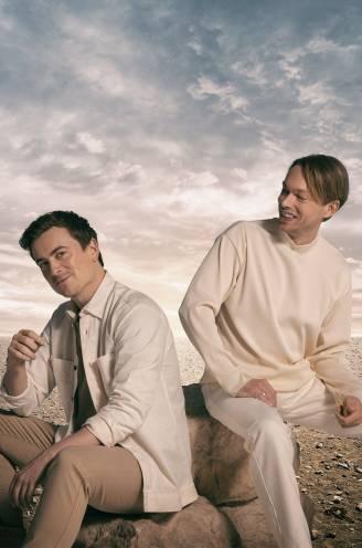 """Regi en Niels Destadsbader gaan voor nieuwe zomerhit: """"Niels won jaar na jaar, dus vroeg ik hem om samen te werken"""""""