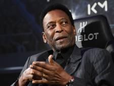 La légende brésilienne Pelé hospitalisé pour des examens de routine