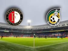 Feyenoord kan imposante reeks vervolg geven tegen Fortuna