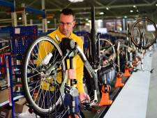 Amsterdams Pon wordt 's werelds grootste fietsfabrikant