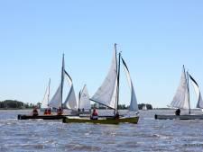 Het Heegermeer in Friesland is tijdens Oldensail het domein van Oldenzalers