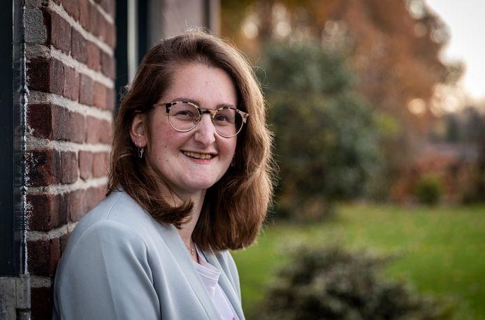 Daniëlle Schippers uit Veldhoven heeft een verhaal te vertellen over haar beperkingen. Dat verhaal deelt ze volop.