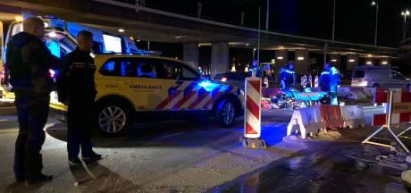 Gewonden bij botsing op Roermondsplein in Arnhem