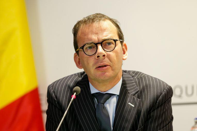 Minister van Consumentenzaken Wouter Beke (CD&V) Beeld BELGA