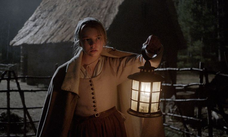 Anya Taylor-Joy in The Witch. Beeld