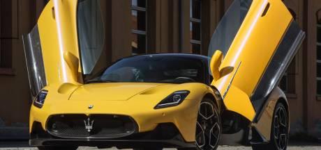 Maserati's nieuwe supercar MC20 blijkt een schot in de roos