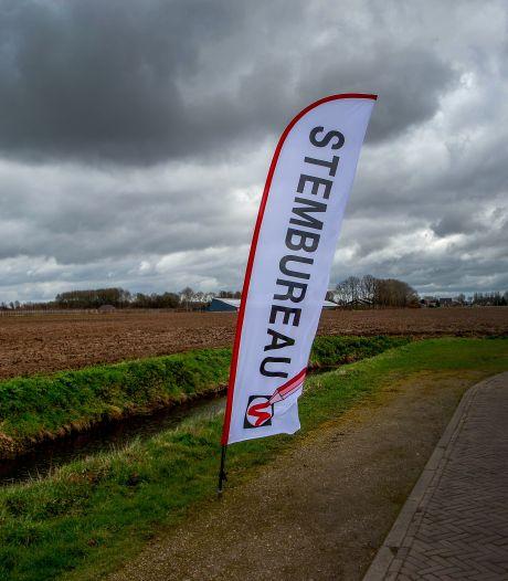 VVD ook in Maas en Waal de grootste, in West Maas en Waal blijft de PVV groter dan D66
