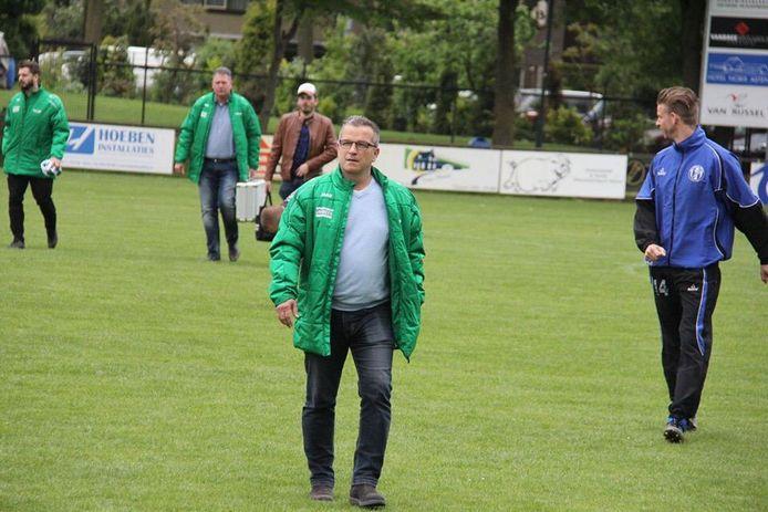Han van Rosmalen trainer Milheezer Boys