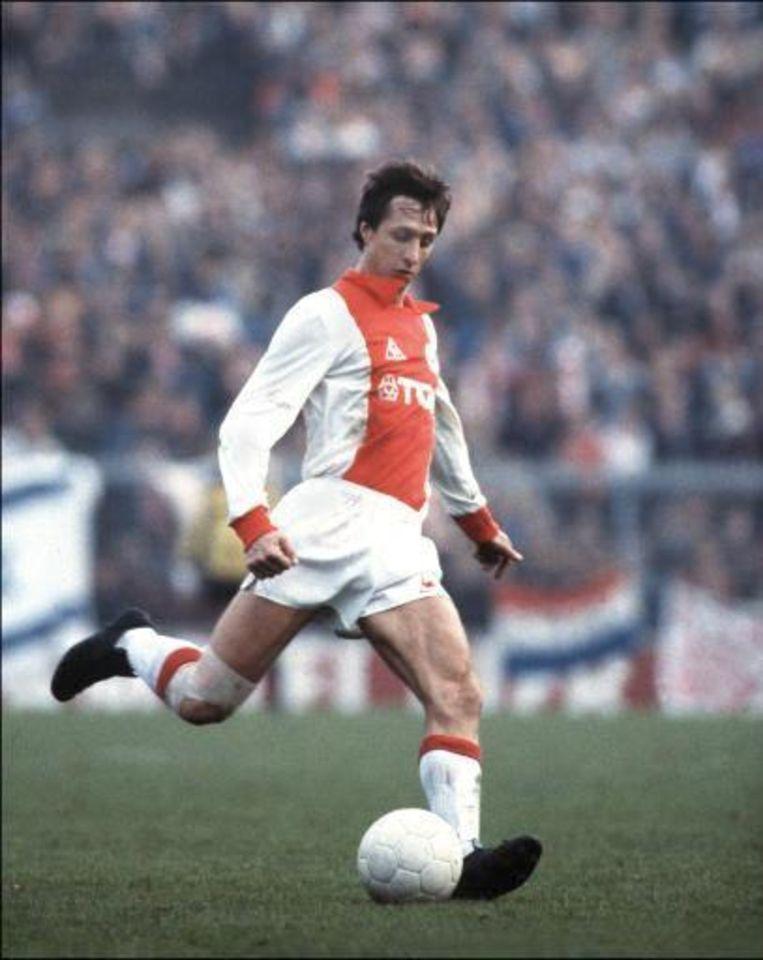 Over Johan Cruijff en Ajax: