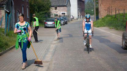 Inwoners helpen kleinste gemeente schoonmaken