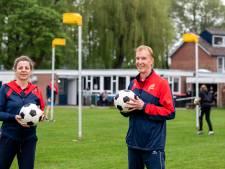 Korfbalclub uit Velp viert 60-jarig jubileum met nog maar één jeugdteam: 'Wat doen we verkeerd?'