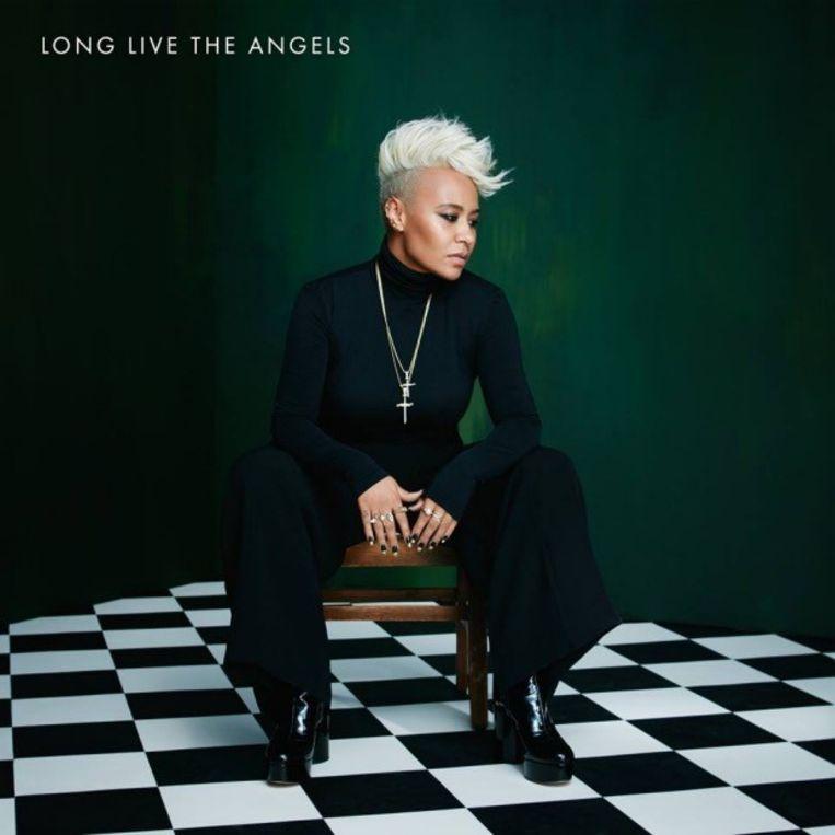 Emeli Sande, 'Long live the angels'.  Beeld rv
