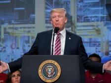 """Trump évoque un """"effort massif de reconstruction"""" à Porto Rico"""