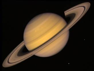 Saturnus verliest zijn ringen