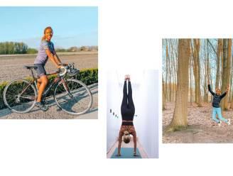 Personal trainer Lieve Vandenweghe helpt je om meer te bewegen
