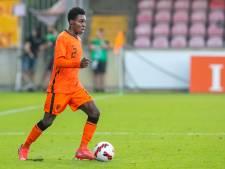 Jeremie Frimpong, de speler van Jong Oranje die geen Nederlands spreekt: 'Dit is mijn land'