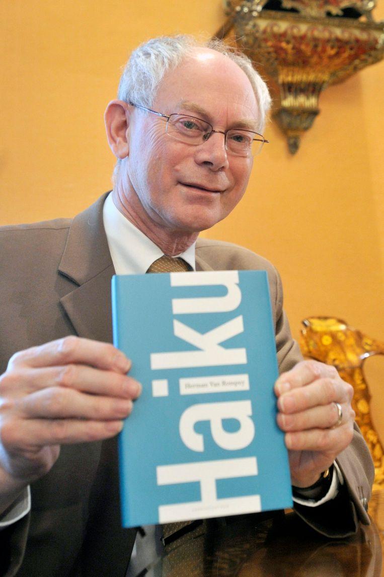 Herman Van Rompuy schreef in 2010 zelf een Haikubundel.