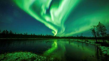 Wauw: Finnen getrakteerd op wonderbaarlijk mooi noorderlicht