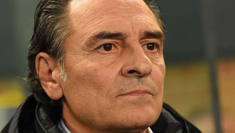 Prandelli is definitief weg bij Galatasaray Beeld BELGA