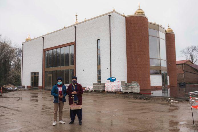 De tijd is bijna daar voor de sikhgemeenschap in Sint-Truiden: zij kunnen binnenkort naar hun nieuwe gebedshuis verhuizen.