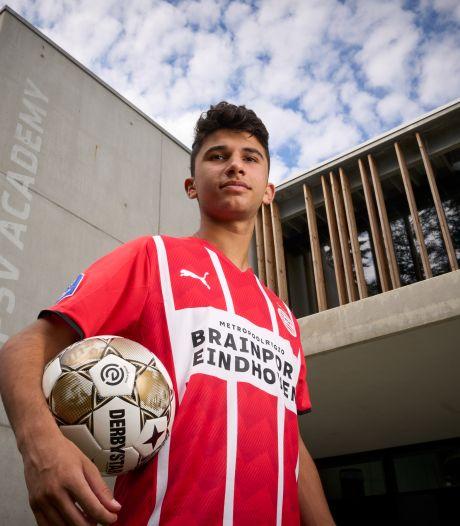 PSV legt voor het eerst in de historie een Cypriotische speler vast: Konstantinos Evripidou