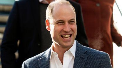 Twitter reageert massaal op grapje van prins William