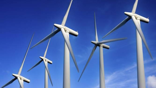 Plan vier windmolens bij N50 in februari ter inzage