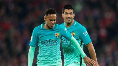 """Luis Suarez ziet Neymar graag terugkeren naar Barcelona: """"Hij zal altijd welkom zijn, hij is hier heel geliefd"""""""