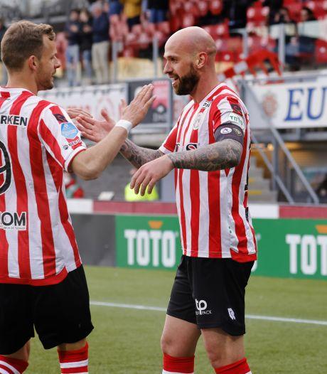 Samenvatting | Sparta Rotterdam - VVV-Venlo