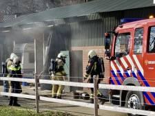 Meerdere biggetjes omgekomen bij schuurbrand in Manderveen