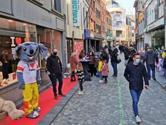 Moederdagweekend is shoppingweekend in Halle: handelaars trakteren op extraatjes
